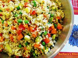 Quinoa with Small Vegetables