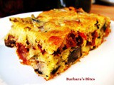 Savoury Artichoke and Sundried Tomato Cake