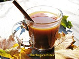 Spiced Warm Apple Juice