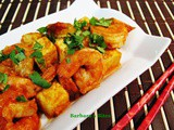 Vietnamese-style Tofu and Shrimps