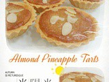 Almond Pineapple Tarts
