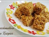 Marshmallow Rice Krispies