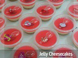Orders (Dec 2015) - No Bake Strawberry Cheesecake