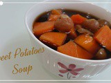 Sweet Potatoes Soup