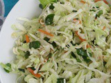 Mom's Asian Coleslaw