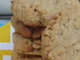 Peanut Butter Oatmeal Scotchies