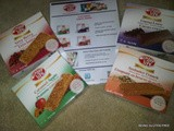 Enjoy Life Gluten-free Chewy Bars plus Give-away