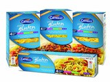 Kathy Smart's Delicious Gluten free Vanilla Bread Pancakes with Catelli pasta