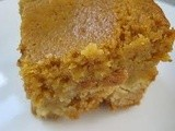 Fat Friday: Pumpkin Gooey Butter Cake