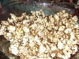 Fat Friday: Snickers Popcorn