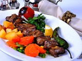 Mouthwatering Chelo kebab recipes you have to make