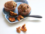 Banana and yoghurt muffins {healthy & gluten-free}