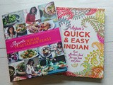 Win anjums quick and easy indian cookbook