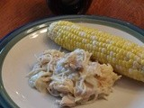 Hunk of Meat Monday: Amy's Chicken Tetrazzini