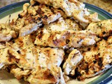Hunk of Meat Monday: Lemon Basil Chicken
