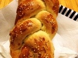 Braided Egg Bun | Braided Bread