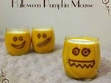 Halloween Pumpkin Mousse