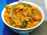 South Indian Spicy Vegetable Kurma