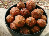 Spicy Cabbage Balls