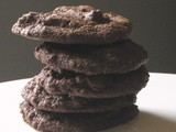 Chocolate Chunk Espresso Cookies