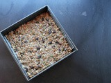 No-Bake Vegan Granola Bars