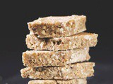 Peanut Flax Seeds Powder Bar (Chikki)
