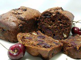 Black Forest Banana Bread