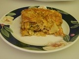 Apple and Cabbage Kugel