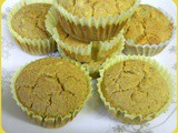 Apple Kasha Muffins
