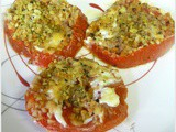 Baked Tomato Slices
