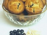 Blueberry Oat Muffins - Muffin Mondays