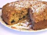 Blueberry Streusel Coffee Cake - The Home Bakers