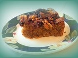 Blueberry Walnut Cake - thb