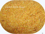 Carrot-Apple Kugel