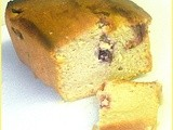 Cherry Lemon Tea Bread