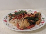 Chicken and Cashew Stir Fry - Wednesdays with Donna Hay