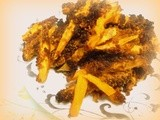 Crispy Baked Sweet Potato Fries - src