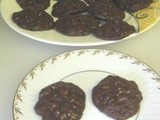 Gluten Free Crammed with Chocolate Cookies