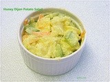 Honey Dijon Potato Salad