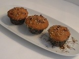 Muffin Mondays - Carrot Muffins
