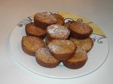 Muffin Mondays - Pear and Almond Muffins