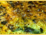 Parsnip, Potatoes and Spinach Casserole - Rachel Ray