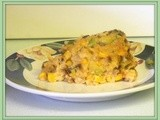 Recipe Box #14 - Zucchini-Corn Casserole