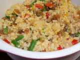 Rice Pilaf - Alton Brown