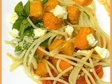 Roasted Sweet Potato Pasta - Donna Hay  wwdh