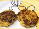 Swedish Sausage and Potato Cakes
