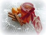 Christmas Apple, Orange and Cinnamon Jelly