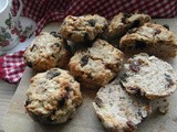 Fruity Breakfast Scones