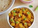 Chow Chow Curry – Chayote Squash Curry