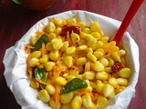 Sweet Corn Sundal (without Coconut)